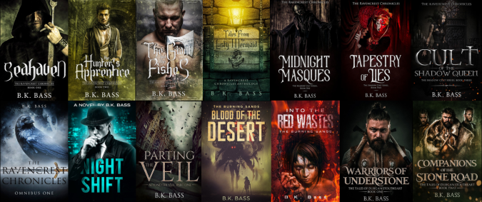 Books by B K Bass