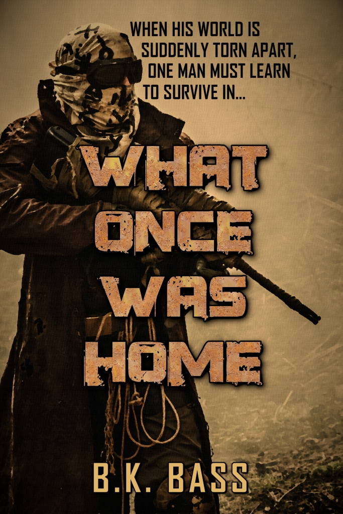 What Once Was Home by B.K. Bass
