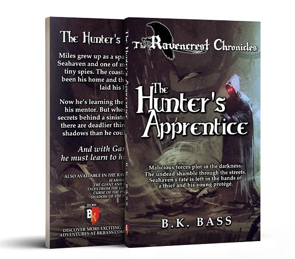 The Hunter's Apprentice by B.K. Bass