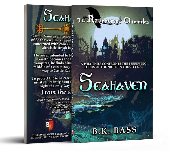 Seahaven by B.K. Bass